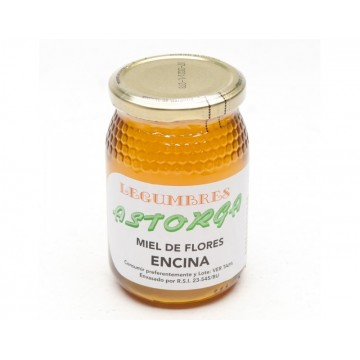 Miel Encina de 500 grs